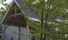Construction beams posts